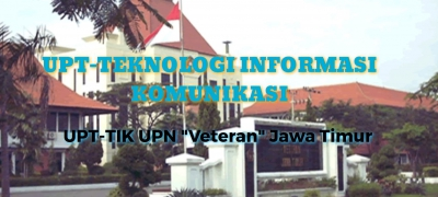Launching Website Baru UPT TIK